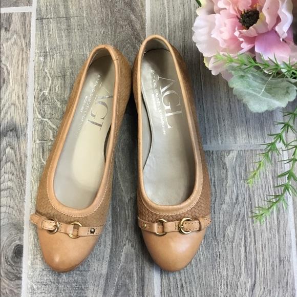 Attilio Giusti Leombruni Shoes   Agl Ballerina Flats